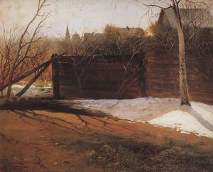 Aleksey Savrasov - resorte