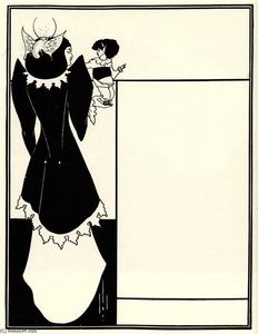Aubrey Vincent Beardsley - cartel