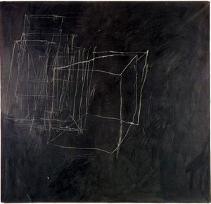 Cy Twombly - noche ver