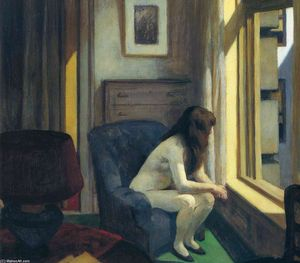 Edward Hopper - once Un  Metro