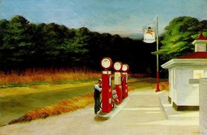 Edward Hopper - depósitodegasolina