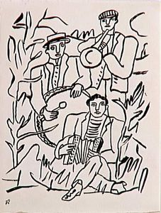 Fernand Leger - 'The album ''Circus''' ( 10 )