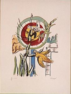 Fernand Leger - ambos aves