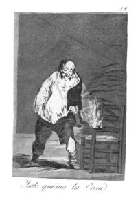 Francisco De Goya - y sus Casa  Es  en  advertidordeincendios