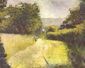 Georges Pierre Seurat - El Camino Hollow