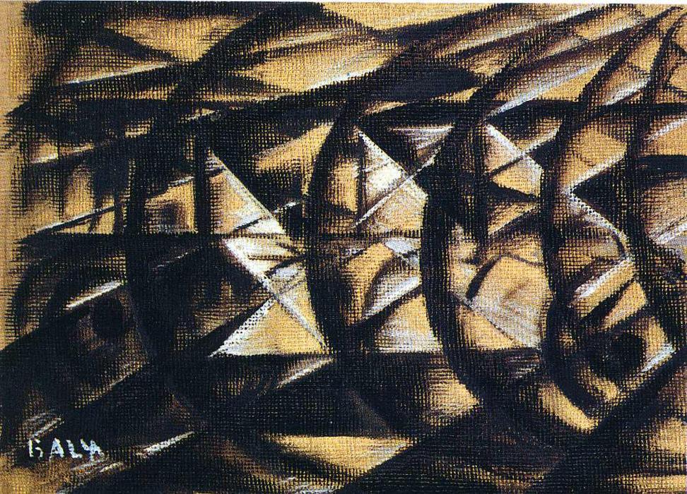 Pintura: Giacomo Balla