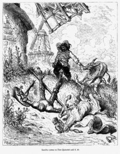 Paul Gustave Doré - Don Quijote 10