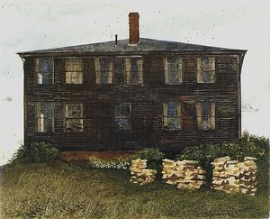 Jamie Wyeth - Slayton Casa