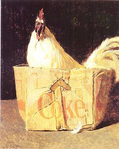 Jamie Wyeth - Coca