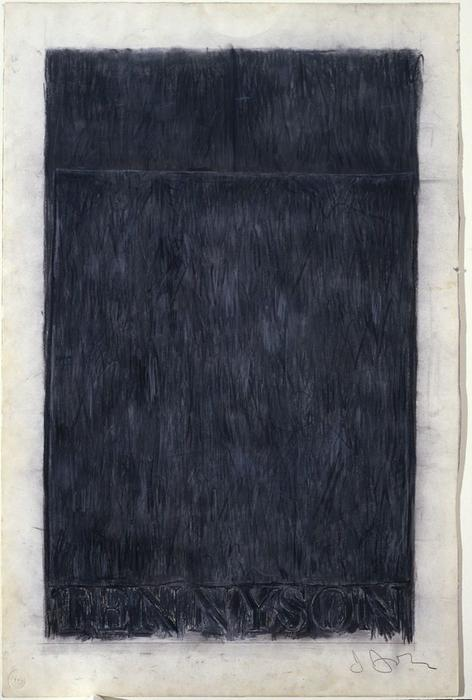 Tennyson, 1959 de Jasper Johns