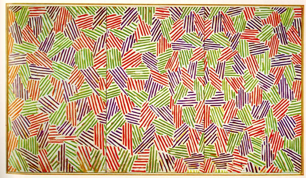 Pintura: Jasper Johns