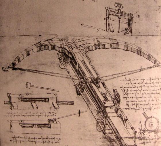 Leonardo Da Vinci, ¡Sos groso sabelo!