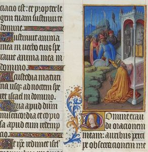 Limbourg Brothers - Salmo CXLII
