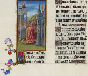 Limbourg Brothers - Salmo XLII
