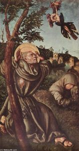 Lucas Cranach The Elder - null of San . Francis