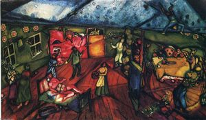 Marc Chagall - nacimiento