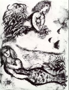 Marc Chagall - Las Aves