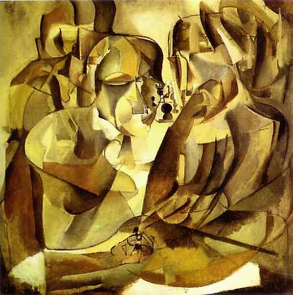 Resultado de imagen para Duchamp, Marcel pinturas