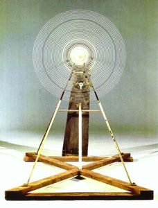 Marcel Duchamp - Placas Rotary Glass (Precision Optics)