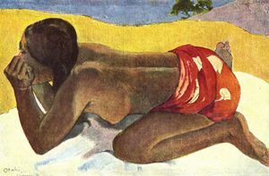 Paul Gauguin - sola