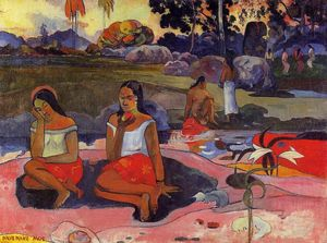 Paul Gauguin - Sagrado primavera