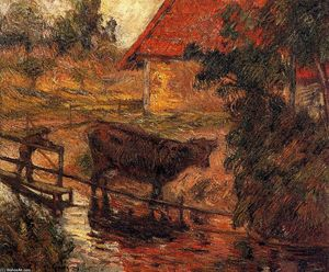 Paul Gauguin - Balneario