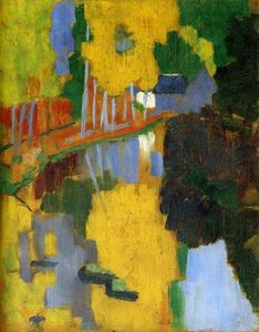 Paul Serusier - El talismán