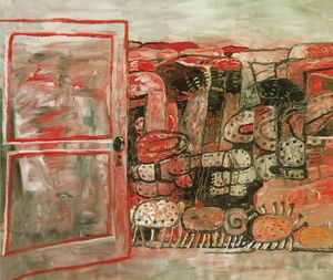 Philip Guston - entrada