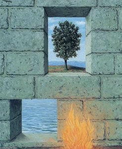 Rene Magritte - Complacencia Mental