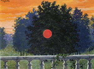 Rene Magritte - Banquete