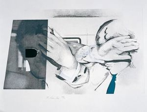 Richard Hamilton - Londres swingeing 67
