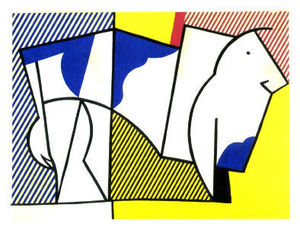 Roy Lichtenstein - boletín III Vol