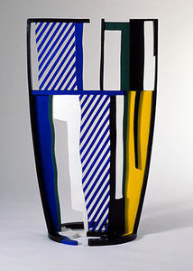 Roy Lichtenstein - Vaso intravenoso