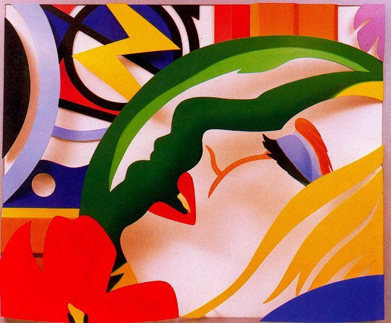 Pintura: Tom Wesselmann (1931-2004)