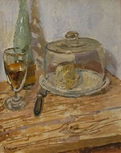 Walter Richard Sickert - Roquefort
