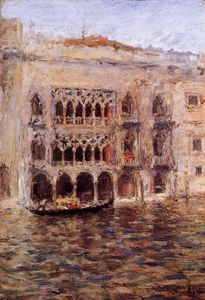 William Merritt Chase - venecia