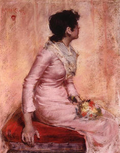 William Merritt Chase - ¡Sorpresa