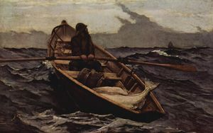 Winslow Homer - Nebelwarnung ( el niebla advertencia )