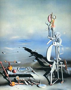 Yves Tanguy - Divisibilidad Indefined