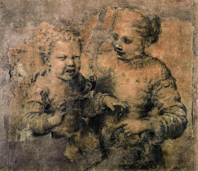 <<Para mentes vivas>> Sofonisba-Anguissola-Asdrubale-Bitten-by-a-Crawfish