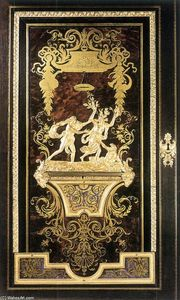 André Charles Boulle - decorativo panel