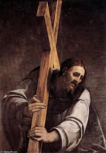 Sebastiano Del Piombo - cristo `carrying` la cruz