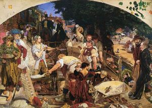Ford Madox Brown - acabar