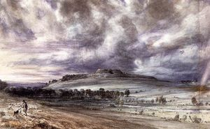 John Constable - Old Sarum