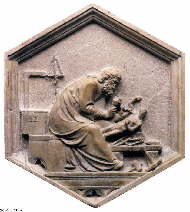 Andrea Pisano - Page 2 Andrea-Pisano-Sculpture-2-