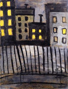 Auguste Chabaud - Iluminado de Windows