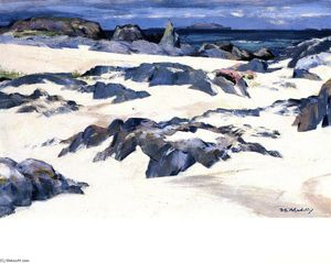 Francis Campbell Boileau Cadell - Lunga de Iona