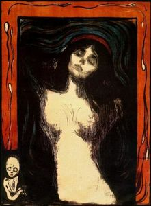 Edvard Munch - virgen
