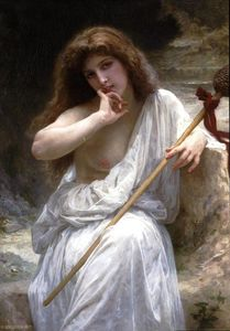 William Adolphe Bouguereau - Mailice