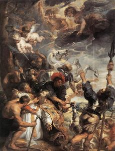 Peter Paul Rubens - el martirio of San . null